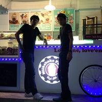 Photo taken at Milkshake Factory by Syafiq R. on 5/17/2013