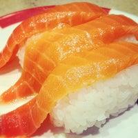 Photo taken at Sushi King by EdyLeed™ on 11/1/2012