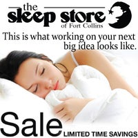 Photo taken at The Sleep Store of Fort Collins by The Sleep Store of Fort Collins on 10/22/2014