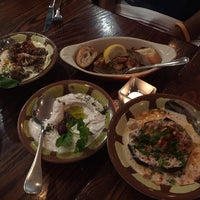 Photo taken at Au Za'atar by Christina L. on 7/5/2015
