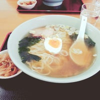 Photo taken at 谷川ラーメン by 🍊 on 3/6/2016