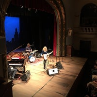 Photo taken at Irvington Town Hall Theater by Philip W. on 12/6/2015