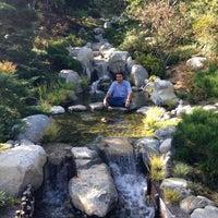 Photo taken at Japanese Friendship Garden by Aryan T. on 10/26/2014