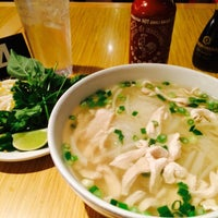 Photo taken at Pho Fusion by Hilary M. on 1/26/2015