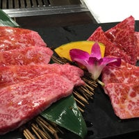 Photo taken at 俺の焼肉 銀座9丁目店 by Morinaka S. on 7/30/2015