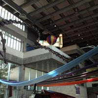 Photo taken at Museum of Science & Industry (MOSI) by Chuck H. on 4/13/2013