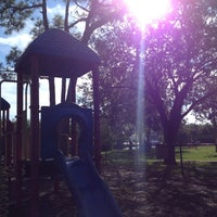 Photo taken at Crisp Park by Chuck H. on 10/26/2013