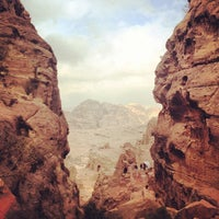 Photo taken at Petra by Rafi S. on 12/25/2012