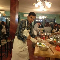 Photo taken at The Petra Kitchen by Rafi S. on 12/25/2012