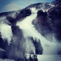 Photo taken at Hunter Mountain Ski Resort by Rafi S. on 2/10/2013