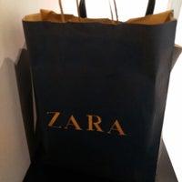 Photo taken at Zara by Auli on 11/25/2014