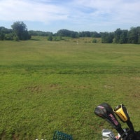 Photo taken at Compass Pointe Golf Course by Wesley S. on 7/6/2014