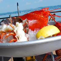 Photo taken at Pier 701 Restaurant & Bar by Pier 701 Restaurant & Bar on 9/25/2014