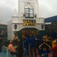 Photo taken at Colegio Enrique Meiggs by Erick Antonio M. on 10/28/2012