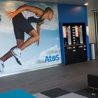 Photo taken at Atos by Sander L. on 6/6/2014