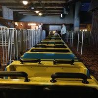 Photo taken at The Desperado Roller Coaster by Andrew W. on 6/23/2013