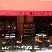 Photo taken at El Toro Blanco by The Corcoran Group on 7/18/2013