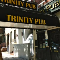 Photo taken at Trinity Pub by The Corcoran Group on 7/2/2013