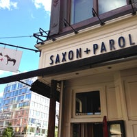 Photo taken at Saxon + Parole by The Corcoran Group on 8/12/2013