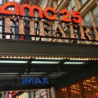 Photo taken at AMC Empire 25 by The Corcoran Group on 7/29/2013