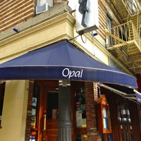 Photo taken at Opal Bar & Restaurant by The Corcoran Group on 7/1/2013