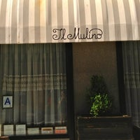 Photo taken at Il Mulino New York by The Corcoran Group on 7/22/2013