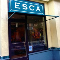 Photo taken at Esca by The Corcoran Group on 7/29/2013