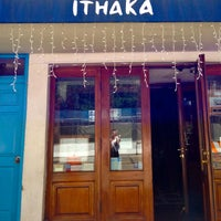 Photo taken at Ithaka Restaurant by The Corcoran Group on 7/1/2013