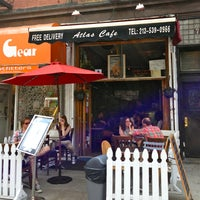 Photo taken at Atlas Cafe by The Corcoran Group on 7/1/2013