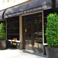 Photo taken at The Mark Restaurant by Jean-Georges by The Corcoran Group on 7/16/2013