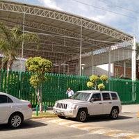 Photo taken at Escuela Secundaria Técnica 24 by Belinda L. on 4/17/2016
