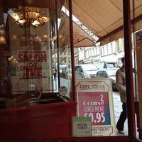 Photo taken at Café Rouge by Олеся В. on 4/17/2013
