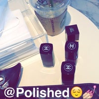 Photo taken at Polished Nails Spa by Dalal A. on 9/30/2014