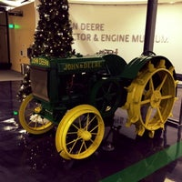 Photo taken at John Deere Tractor & Engine Museum by Thomas C. on 12/1/2016