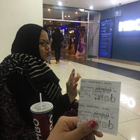 Photo taken at MBO Cinemas by fateenrasli on 11/16/2017
