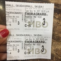 Photo taken at MBO Cinemas by fateenrasli on 11/14/2017