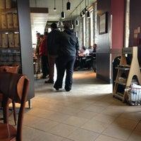 Photo taken at Starbucks by Ron J R. on 3/29/2013