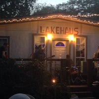 Photo taken at the Lakehaus by Kevin S. on 9/29/2014