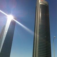 Foto tomada en Hotel Eurostars Madrid Tower por Jota D. el 7/6/2013