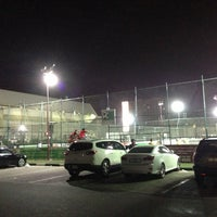Photo taken at Al Ahli Club by Mahmoud H. on 6/5/2013