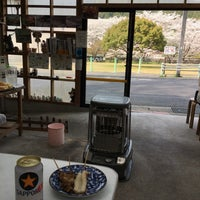 Photo taken at 木かげ by mark on 4/2/2018