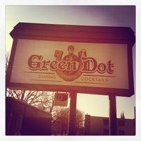 Das Foto wurde bei Green Dot Stables von Jonathan D. am 12/19/2012 aufgenommen