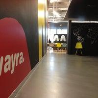 Das Foto wurde bei Wayra Academy von Christian K. am 12/11/2012 aufgenommen