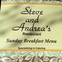 Photo taken at Steve & Andrea's by Mehmet E. on 2/9/2014