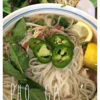 Photo taken at Pho Bistro by jade_daily on 1/24/2014