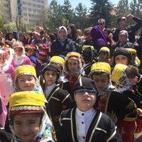 Photo taken at Mualla Zeyrek İlköğretim Okulu by Sonay P. on 4/25/2017