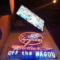 Photo taken at Off The Wagon Bar & Grill by Angie N. on 4/13/2013