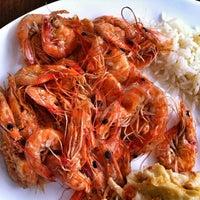 Photo taken at Sabores Restaurante by Fabio 🍤 on 1/25/2013