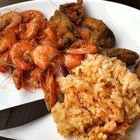 Photo taken at Sabores Restaurante by Fabio 🍤 on 11/30/2012