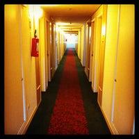Photo taken at Hotel Ibis by Fabio 🍤 on 7/8/2013